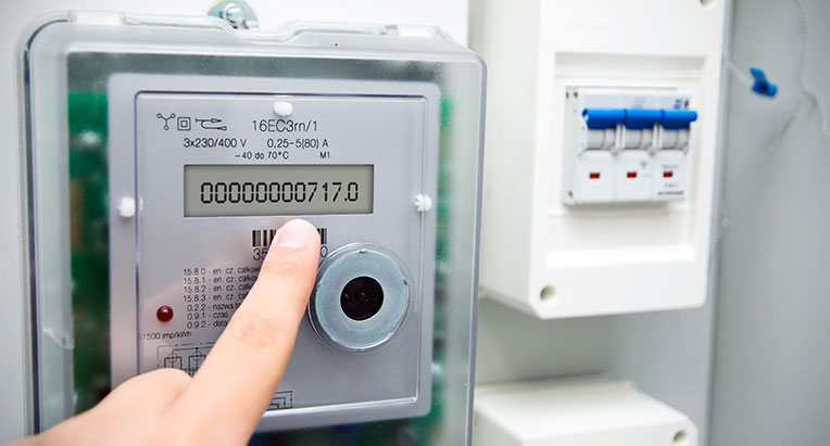 SMART METERS ON ALL ENERGY SUPPLIES BY 2020